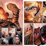 Star Wars Kylo Ren issue 1 Kylo Ren kills the god