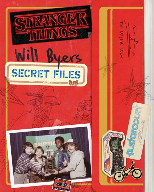 Will Byers Secret Files 1