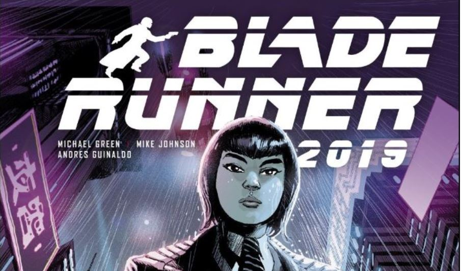 Blade Runner 2019 # 4 Review - small cover
