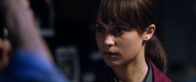 Earthquake Bird Alicia Vikander as Lucy Fly