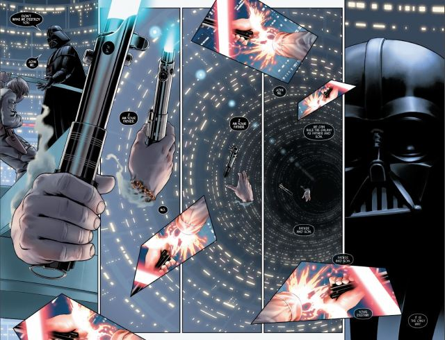 Star Wars (2020) #1 - No I am your father