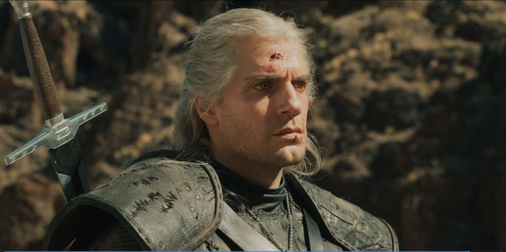 The Witcher - Henry Cavill as Geralt of Rivia
