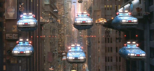 The Fifth Element city police