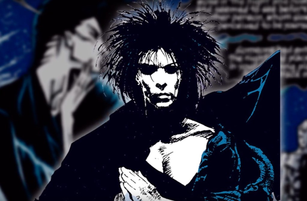 Most Anticipated Series of 2021 The Sandman - Dream or Morpheus