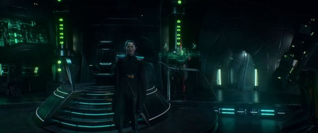 Star trek Picard Episode 9 Review - Commodore Oh on Romulan Warbird
