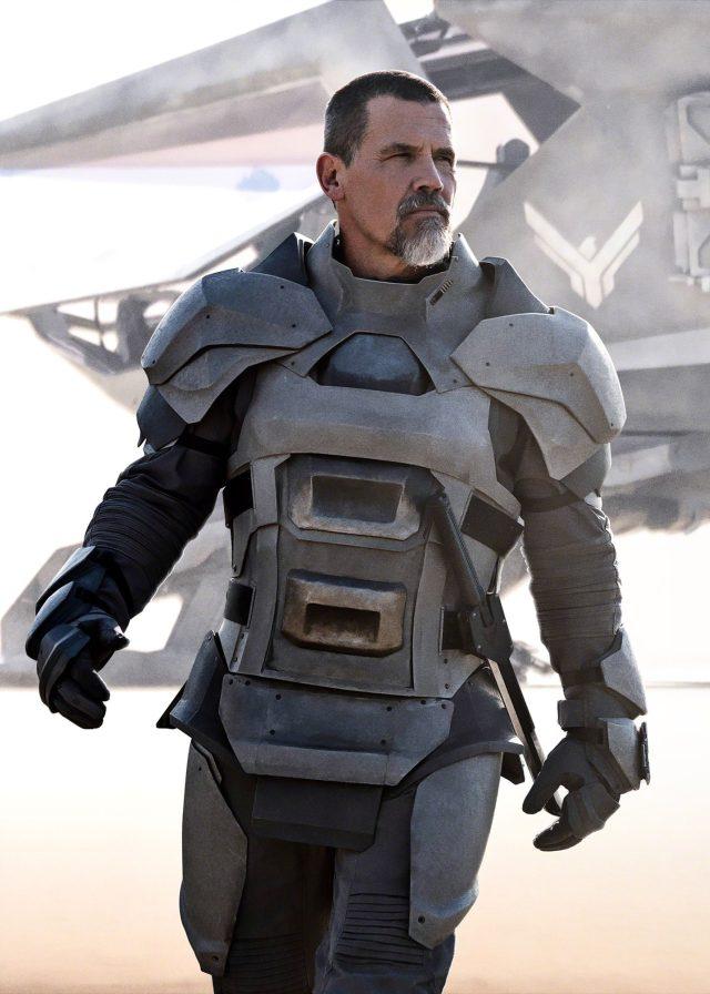 Dune 2020 - Josh Brolin as Gurney Halleck