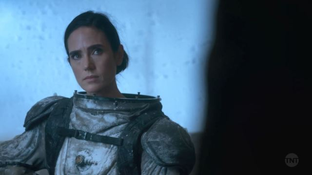 Snowpiercer S01E02 Prepare to Brace Review Melanie played by Jennifer Connelly