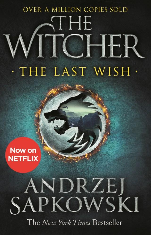 The Last Wish cover by Andrzej Sapkowski