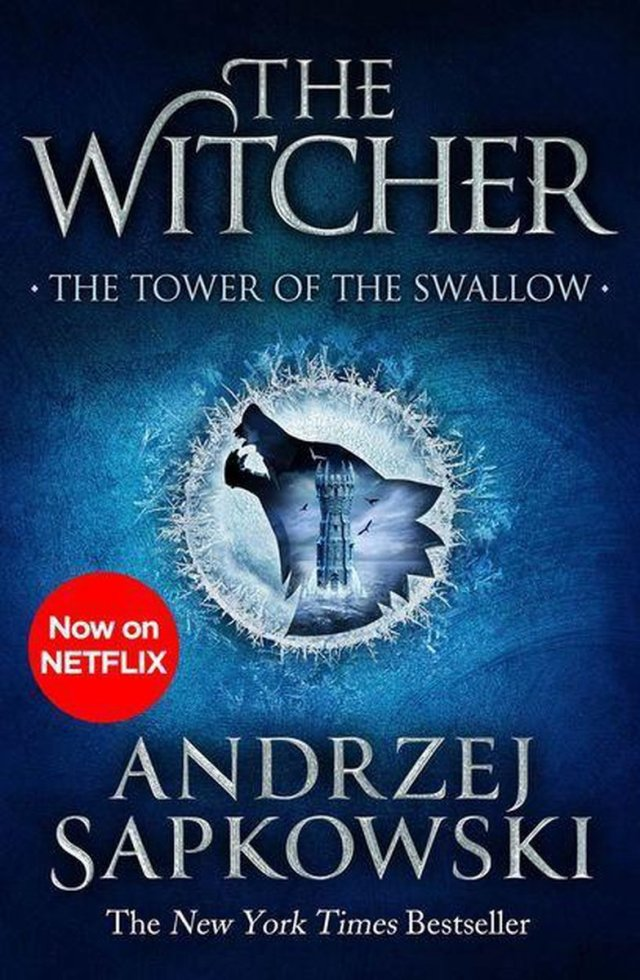 The Tower of the Swallow cover - The Witcher by Andrzej Sapkowski