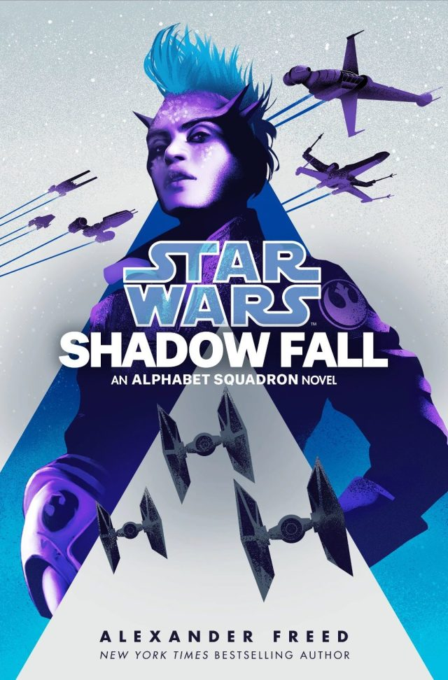 Star Wars Shadow Fall cover