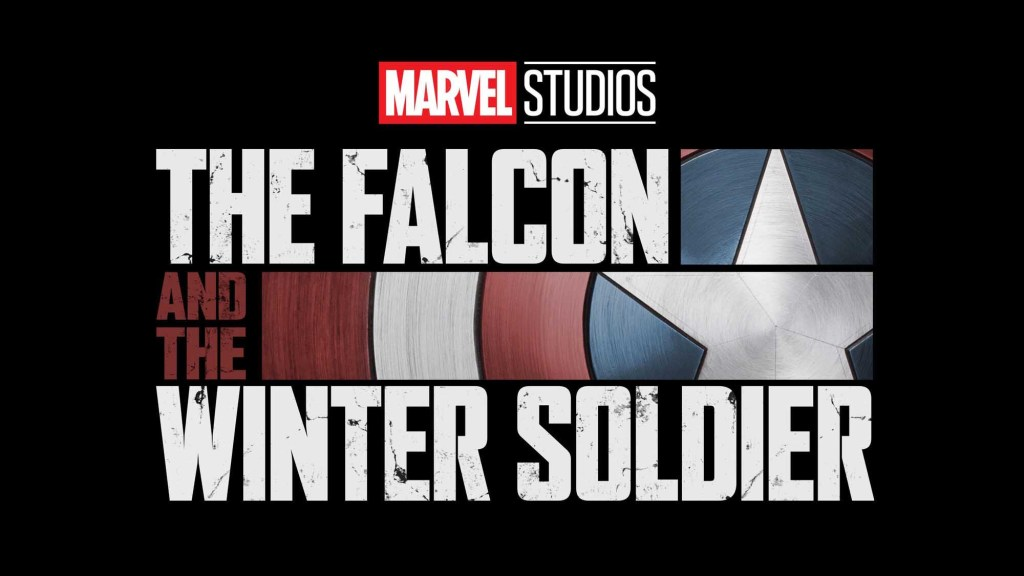 Most Anticipated Series of 2021 The Falcon and the Winter Soldier series offical logo