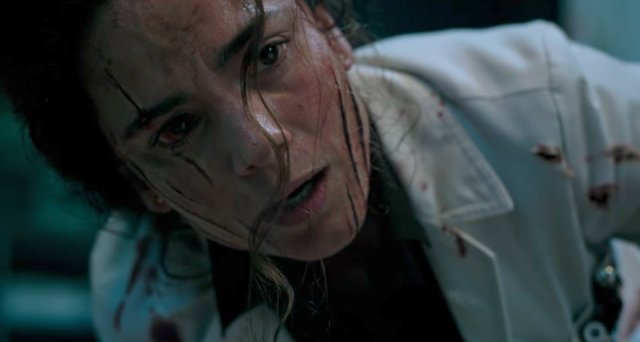 Alice Braga in The New Mutants