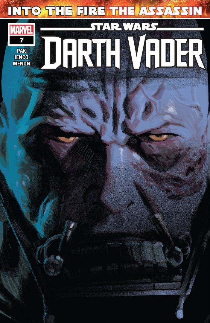 Darth Vader issue #7 cover