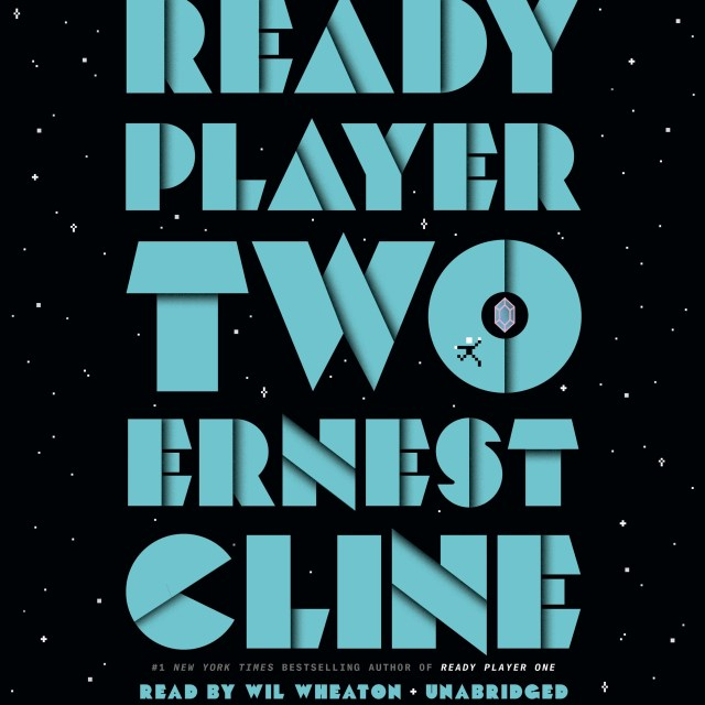 Ready Player Two cover Ernest Cline