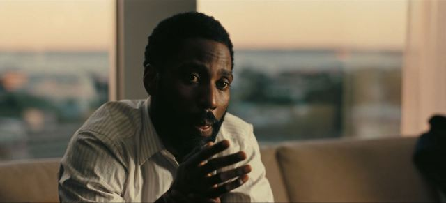 Tenet John David Washington as Protagonist