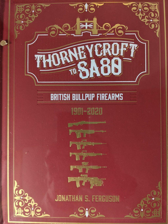 Thorneycroft to SA80 cover