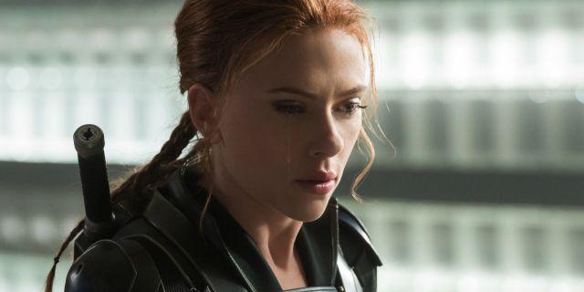 Black Widow Natasha