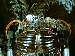 Durchgetickter Robot: Hector