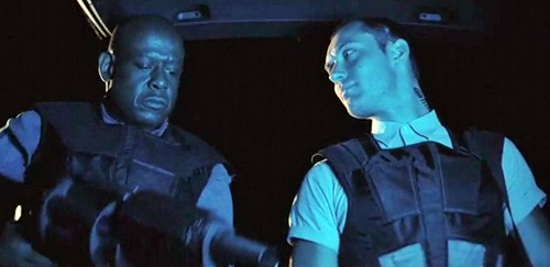 Repo Men: Forest Whitaker, Jude Law