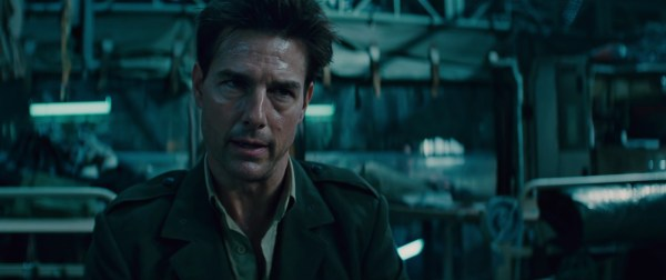Edge Of Tomorrow: Tom Cruise fertig, aber in Hochform