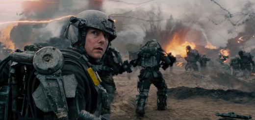 Mächtig was los … am Edge Of Tomorrow – Life.Die.Repeat (2014)