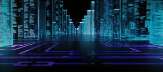 A shout out for sci-fi 3D file systems | Sci-fi interfaces