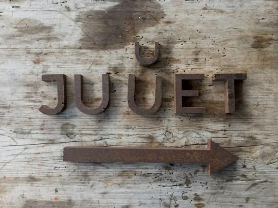 Juvet sign
