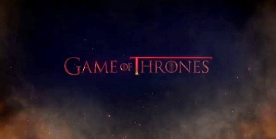 game of thrones season 2 logo wide