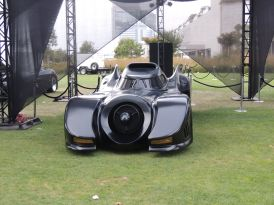 SDCC 2012 Batmobile 1