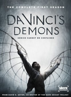 Da Vincis Demons s1 DVD cover