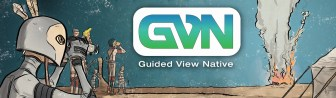 Guided View Native logo
