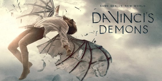 Da Vinci's Demons s2 key art poster horizontal wide