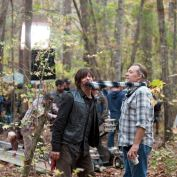 The Walking Dead BTS 415 Daryl greg