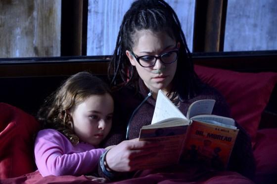 Orphan Black 210 Kira Cosima