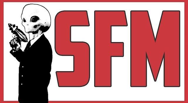 SFM logo alien initials wide2