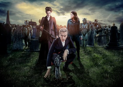 Doctor Who 812 poster