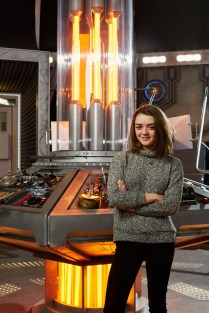 Doctor Who s9 gallery 10 Maisie TARDIS