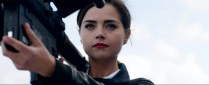 Doctor Who s9 screen 09 Clara armed