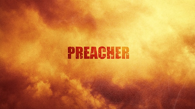 Preacher poster wide