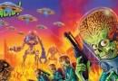 Mars Attacks: The Dice Game–Steve Jackson Games Picks Up Where Tim Burton Left Off!