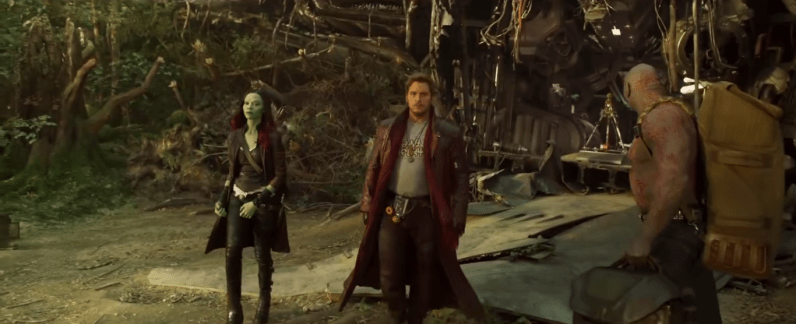 Guardians of the galaxy (136)