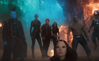 "It's all in the family with the Guardians of the Galaxy Vol. 2 ""Reunited"" featurette"