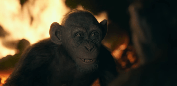 War of the Planet of the Apes (501)