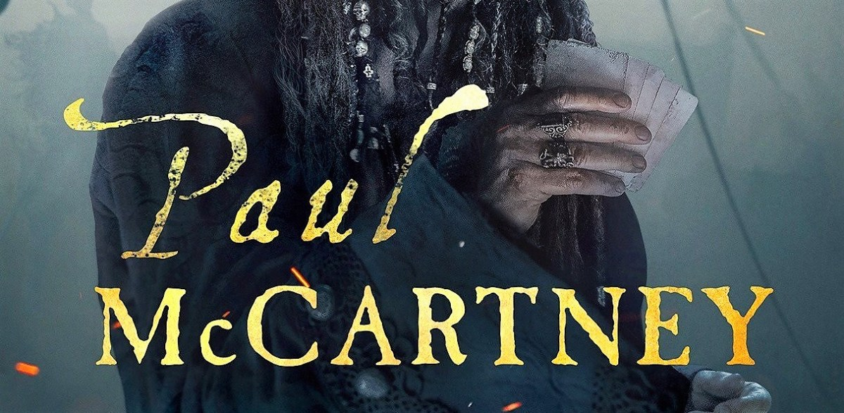 Here is what Paul McCartney looks like in Pirates of the Caribbean: Dead Men Tell No Tales.