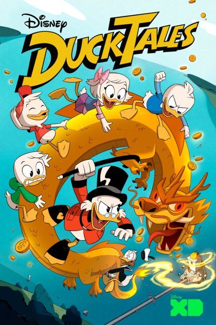 DuckTales Main Theme Poster