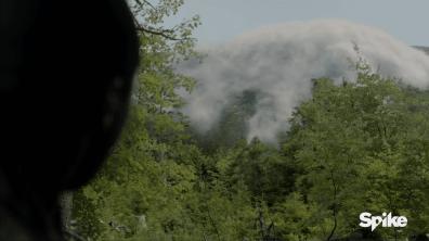 Spike TV The Mist Featurette (18)
