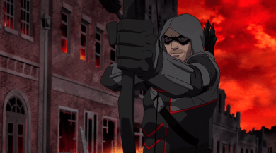 Fredom Fighters The Ray CW Seed SDCC trailer (5)