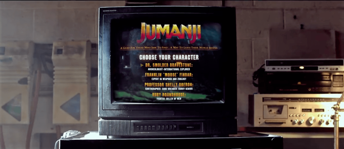 Get sucked into a video game with the Jumanji: Welcome to the Jungle trailer.