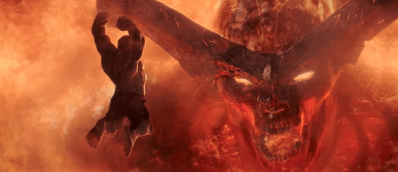 Thor Ragnarok SDCC trailer (1)