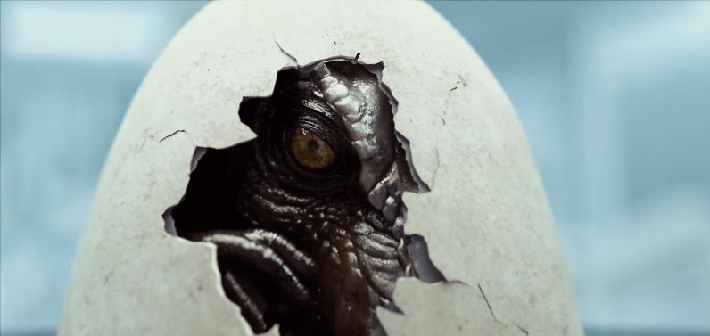 Jurassic World Evolution announcment trailer (1)
